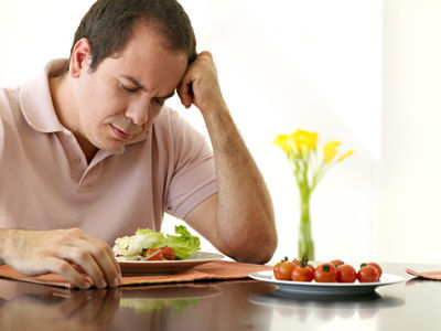 Дієта для чоловіків з підвищеним холестерином