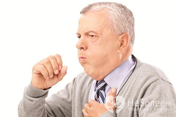 Кашель сухий нападоподібний у дорослого, причини, як лікувати