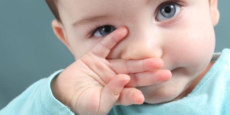 Лікування нежиті у тримісячного немовляти