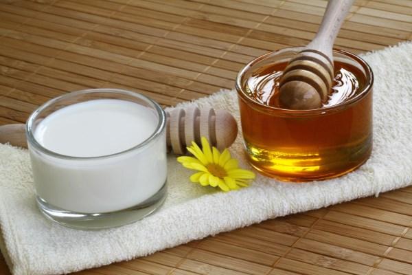 Молоко з маслом і медом від кашлю дитині як приготувати за рецептом