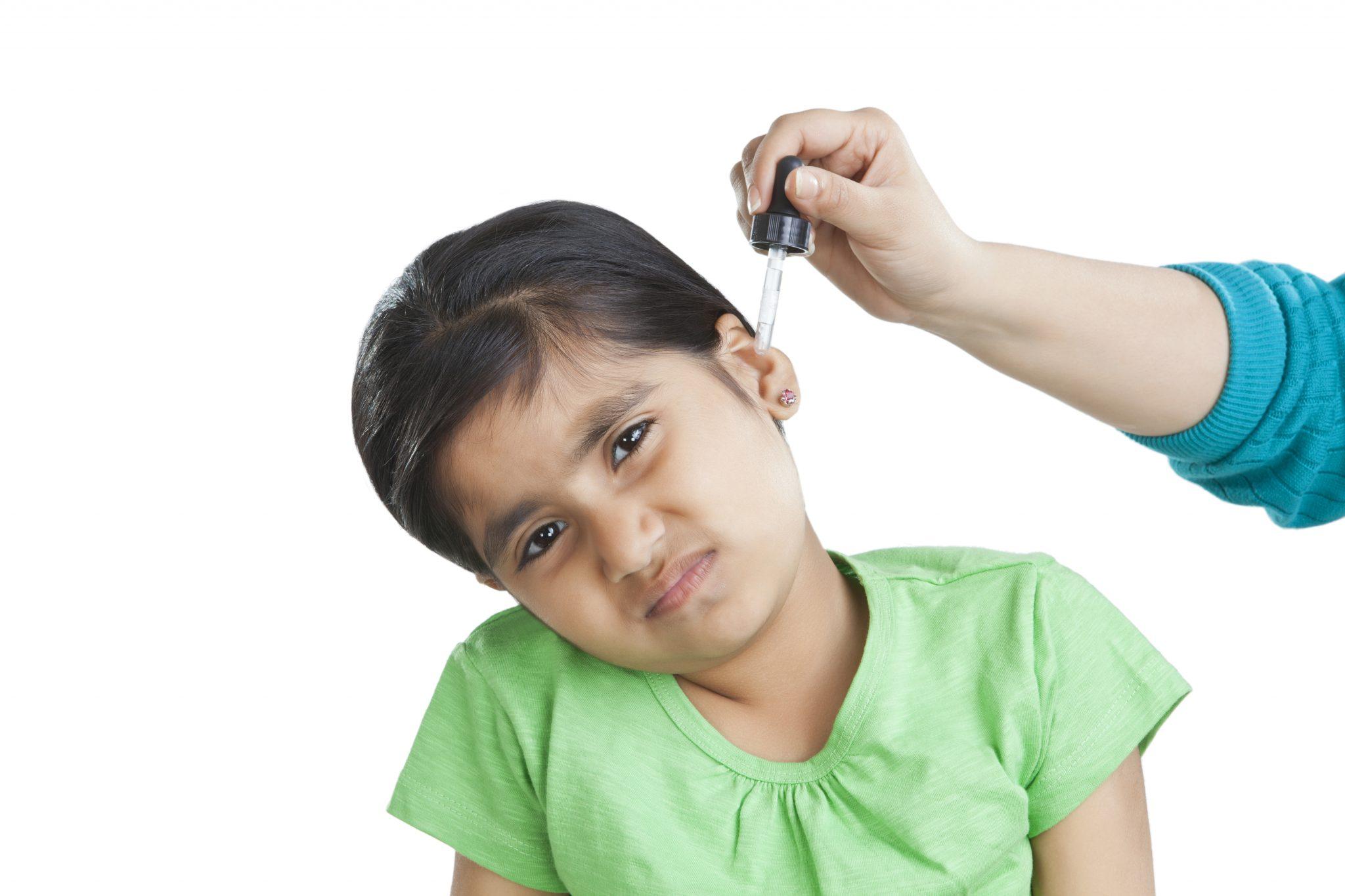 Настоянка прополісу при запаленні вуха
