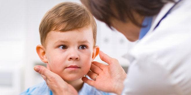 Тонзиліт у дітей: причини і методи лікування