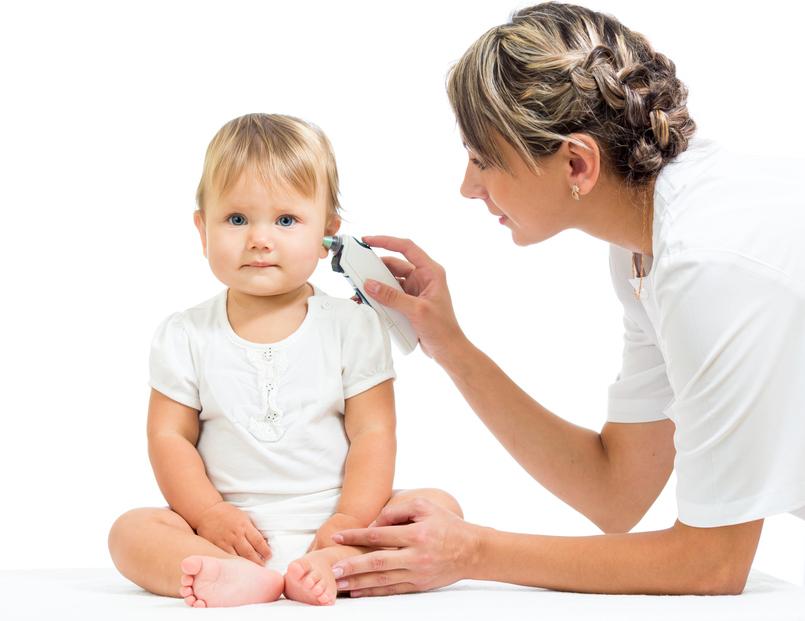 Як розпізнати вушну біль у дитини: причини і методи лікування вушної болю у дитини