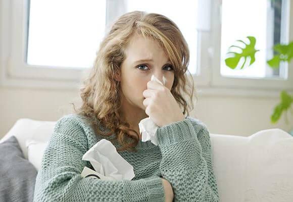 Як зняти і усунути закладеність носа без крапель