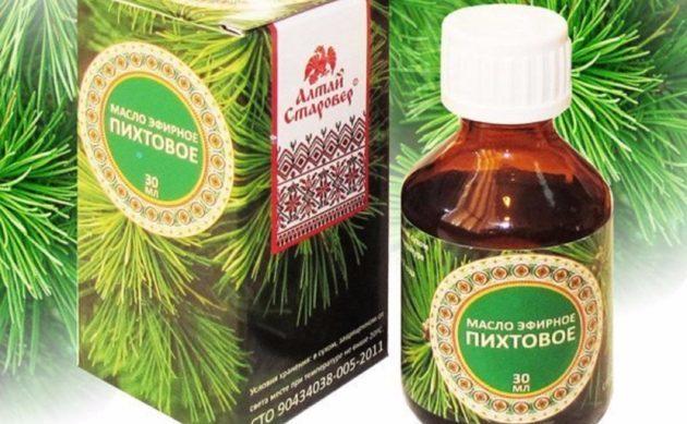 Ялицеве масло Лікувальні властивості Топ-10 Лікування та застосування